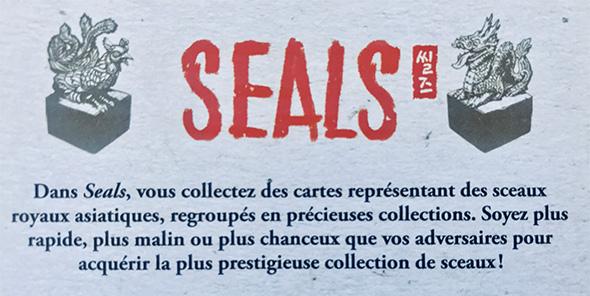 seals-règles