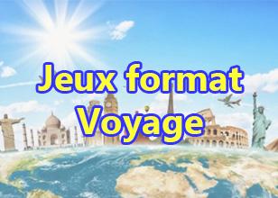 Jeux format voyage