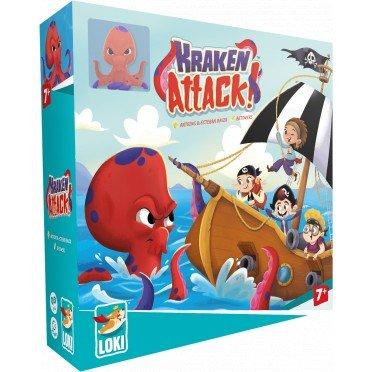 kraken-attack