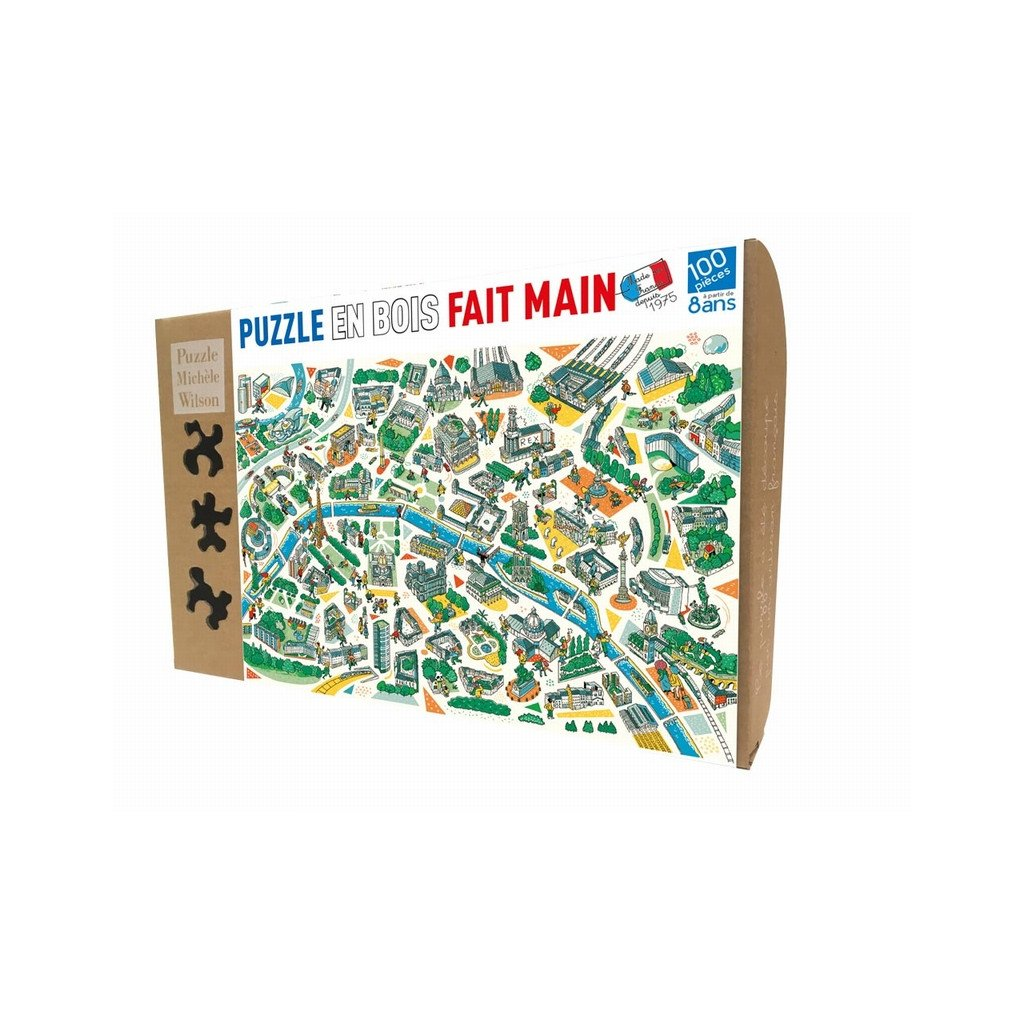 puzzle-paris-labyrinthes-100-pieces