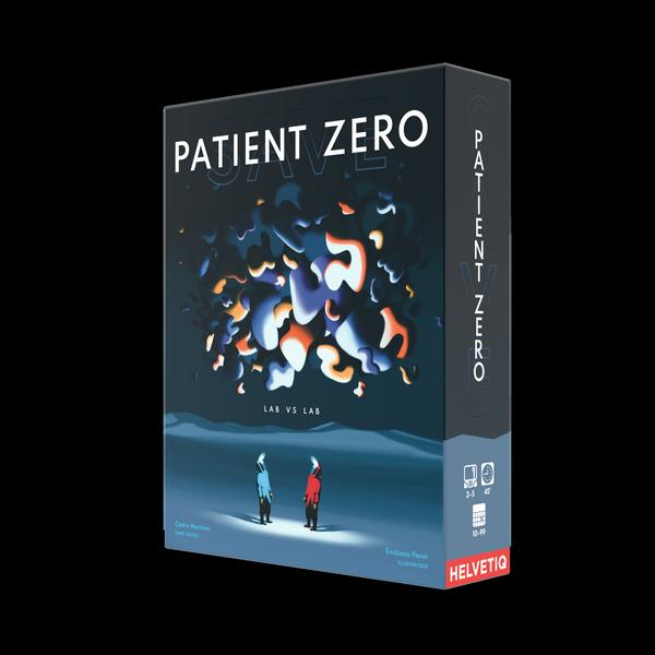 save patient zero - boite