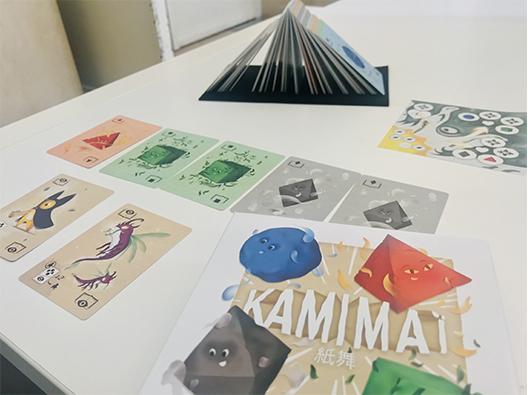 kamimaï-partie