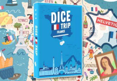 Dice Trip France : un voyage ludique à travers la France