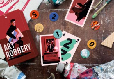 Art Robbery : partage de butin entre voleurs d'art