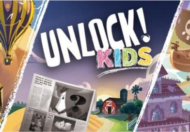 Unlock! Kids : des aventures inédites pour les détectives en herbe !